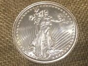 1oz Silver Round Winchester Indiana Silver Towne Mint .999 Fine