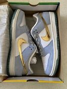 Nike Sb Dunk Low X Sean Cliver Holiday Special 2020 Size 11.5 Us Brand New
