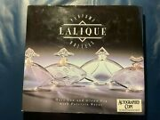 Lalique Perfume Bottles By Glenn Utt And Marylou Utt, Hardcover, Autographed