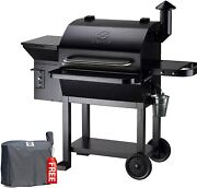 Z Grills Zpg-10002b Wood Pellet Grill And Electric Smoker Bbq Combo 2021 Update