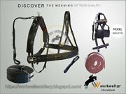 Carriage Driving Harness Pairs Black – Wdh7739