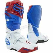 Fox Blue/red Instinct Boots Mens Size 12 27463-149-12