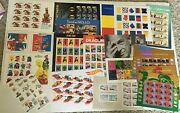 Lot Hot Wheels Disney Dragons Pets Dog Ellsworth Kelly Sheet 20 Forever Stamp A2