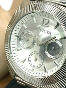 Womenand039s Watch 25247 Angel Silver Tone Dial Stainless Steel Quartz 39mm