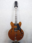 Epiphone Riviera Made In Japan 1970s Vintage Semi Hollow Body, A1732