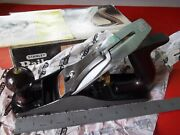 Stanley Bailey No.4 Smoothing Plane In Original Box And Unused.