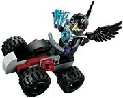 Lego 30254 Legends Of Chima Razcal's Double-crosser Complete W/instructions