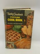 Vintage Betty Crockerand039s 1956 Picture Cook Book 2nd Ed. 3rd Printing Revived