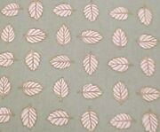 Longaberger Rare Retired Sage Leaf Fabric - New - 5 Yards Uncut- Shop Our Store