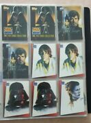 Star Wars Galaxy 303 Cards Complete Set + Holograms Doubles Triples Promo 1993