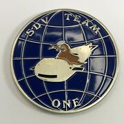 Seal Delivery Vehicle Team One Sdvt 2 Challenge Coin - 1154 - Socom