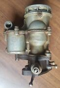Holley 94 Carburetor For Ford 1942-1945 Cars And Trucks - Model 21-29