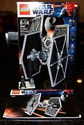 Lego • Star Wars • 9492 • Imperial Tie Fighter • 100 Complete W/ Manual And Box