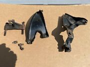 1971 1972 1973 Chev 350 Chevelle Exhaust Manifolds Brackets For Air Conditioning
