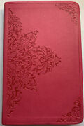 2011 Esv Value Thinline Bible Pink Leathersoft Crossway