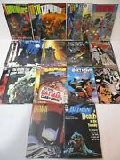 Batman Elseworlds Specials And More - Dc Comics 1990and039s-00and039s
