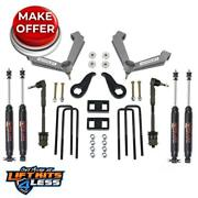 Readylift 69-3513 3.5and039and039 Sst Lift Kit Frnt W/ Sst3000 Shocks For 11-19 Gm 2500 Hd