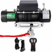 Powersports Winch For Jeep Off Road Boar 12v Dc Electric Winch Kit For Atv/utv
