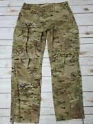 Wild Things Tactical Soft Shell Pants Multicam Lightweight 50035 Size Large
