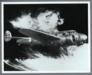 Eastern Airlines Lockheed 10a Electra Nc14958 Large Vintage Manufacturers Photo