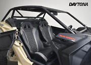 2017+ Canam X3 Suspension Seats Pair Front Or Rear Grey