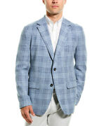 Bonobos Unstructured Fashion Wool And Linen-blend Blazer Menand039s