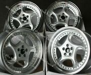 Alloy Wheels 17 Dare F6 For Audi A4 A6 A8 Tt Rs Coupe Roadster Q2 Q3 Q5 5x112