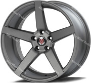 19 Grey Axe Ex18 Alloy Wheels Fits 5x108 Ford Kuga Mondeo S Max Transit Connect
