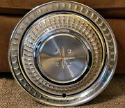1958 Desoto Oem Firedome Fireflite Firesweep 14 Wheel Cover Hubcap Good Cond