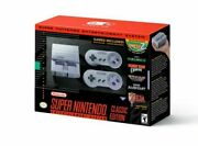 Snes Classic Edition Collectors Item, Never Been Opened Or Used Authentic