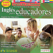 Kamms Ingles Para Educadores Educational 2 Discs Cd