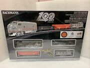 Snap On Tools 100th Anniversary Bachman Train Set 00762 New Ho Scale K200715