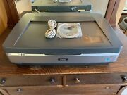 Epson Expression 10000xl J181a Flatbed Document Scanner W/ A3 Transparency