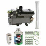 For Toyota Highlander And Camry Oem Ac Compressor W/ A/c Repair Kit Tcp