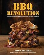 Bbq Revolution Innovative Barbecue Recipes From An All-star Pitmaster Hard...