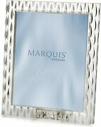 Marquis By Waterford Crystal Rainfall Frame 8x10 New In The Box