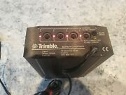 Trimble Super Charger 571 906 145 For 5600 Robotic Total Station And Geodimeter