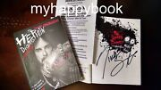 Signed The Heroin Diaries Ten Year Anniversary Edition By Nikki Sixx Autographed
