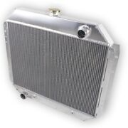 3-core Radiator For 1969-1979 Ford F-150 F-250 F-350 / 1978 1979 Bronco V8 Only