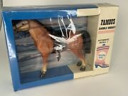 Toy Horse Western Vintage New Old Stock Toy Famous Saddle Horse