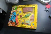 The Lone Ranger Rides Again Marx Gabriel The Red River Floodwaters  Mib