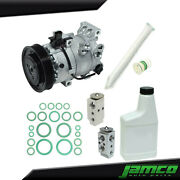 New A/c Compressor Kit For Kia Forte5 1.6l See Fitment Notes