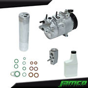 New A/c Compressor Kit For Ford Escape 2.0l Jp5012kt See Fitment Notes