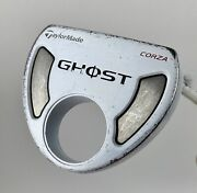 Used Right Handed Taylormade Ghost Corza 33 Putter Steel Golf Club