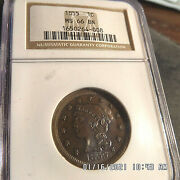 1855 Ms 66 Ngc Braided Hair Large Cent Upright Pcgs Price Guide 2250 Top Pop.