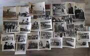 Vintage 1960's 30x Large Soccer Press Photos Greek League And National Team