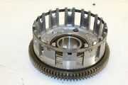 03-05 R6 Yamaha 06-09 R6s Oem Clutch Basket Outter No Rattle Good