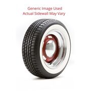 215/55r18 Tp Touring Uniroyal Tire With 1.75 White Wall - Modified Sidewall 1 T