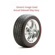 245/40r18 555 G2 Nitto Tire With Gold Line - Modified Sidewall 1 Tire