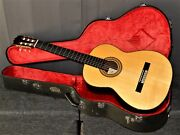 Hand Made In 1990 - Takamine No10 - Sweet And Powerful Classical Concert Guitar